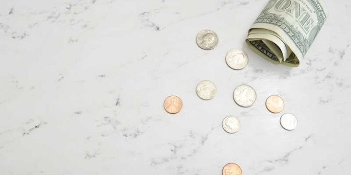 Jak zainwestować niewielką kwotę pieniędzy ?